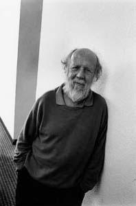Photographie d'Hubert Reeves par Erling Mandelmann