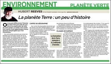 Chroniques dans « Le Journal de Montréal
